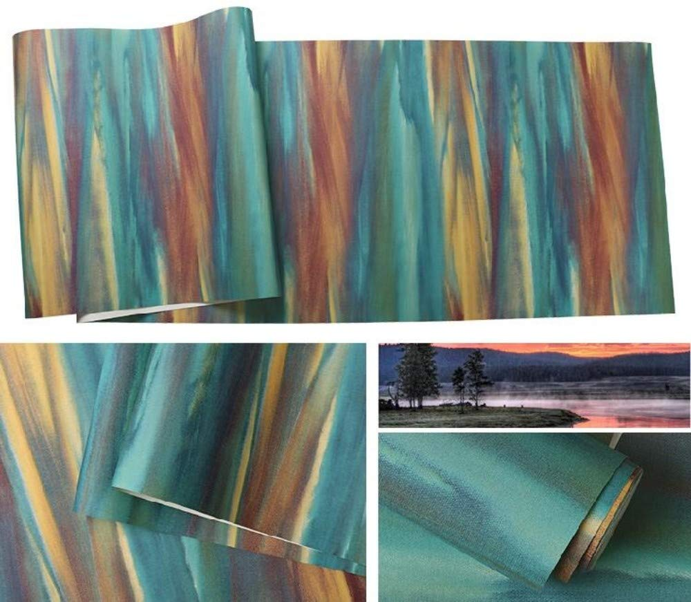 salida Colorido Pintura abstracta Pintada Arte Arte Arte de la parojo Característica Decoración de papel de parojo Fondo de pantalla moderno Fondo de pantalla A09003 HHZZHZ  liquidación hasta el 70%
