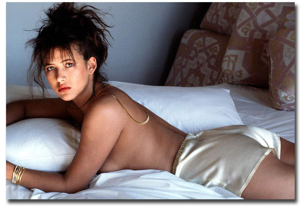 """Sophie Marceau Sexy Hot Refrigerator Magnet Size 2.5"""" x 3.5"""""""