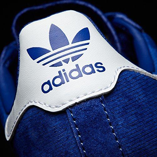 Campus Sneaker para Azules Trainer Original de Tinmis y Rosas Ante Blatiz Zapatillas Deportivas Mujer Adidas Y5qw0Pq