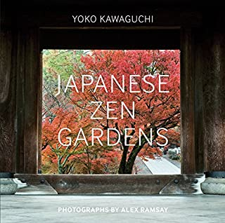 Book Cover: Japanese Zen Gardens