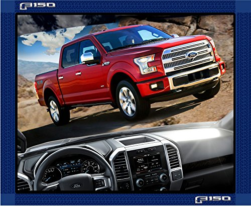 FORD F150 COTTON FABRIC PANEL-FORD F150 QUILTING PANEL