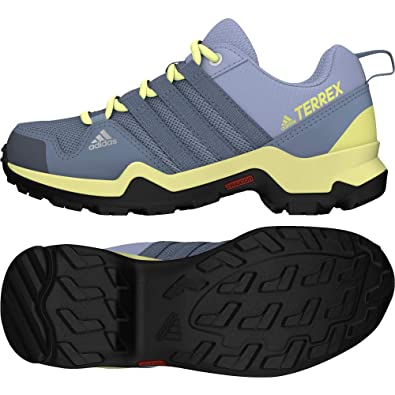 reputable site 9f8b4 0d052 adidas Terrex Ax2r K, Chaussures de Randonnée Basses Mixte Enfant, Gris  (Grinat