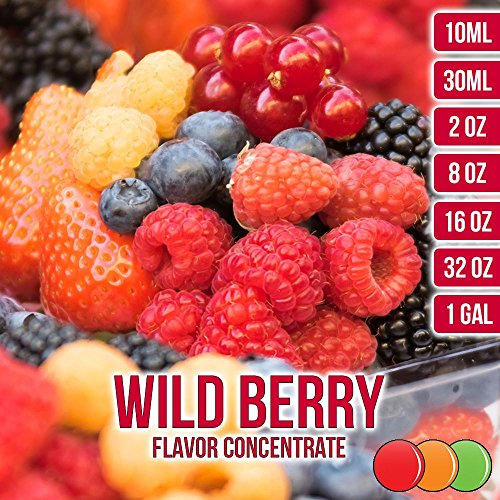 Flavored Concentrate - 8