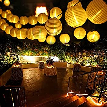 Solar Led Lanterns String Lights Aled Light M 20 Led Waterproof Outdoor Decorative Stringed Led String Lights Lanterns For Partychristmasgarden