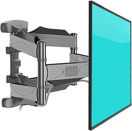 Estante Soporte de TV Full Motion TV Soporte de pared para la mayoría de los televisores