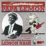 Papa Lemon: New Orleans Ukelele Maestro & Tent Show Troubadour
