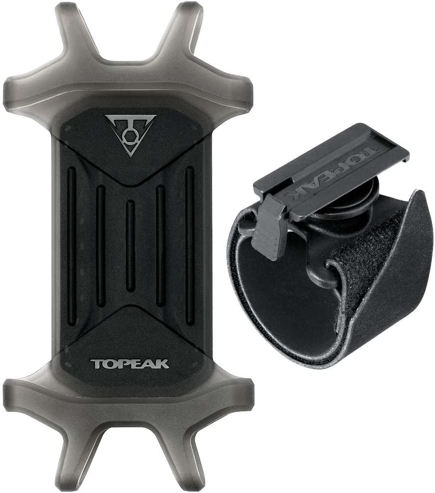 Topeak Omni RideCase, w/Strap Mount, fit Smart Phone from 4.5