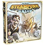 Steampunk Rally Board Game 6