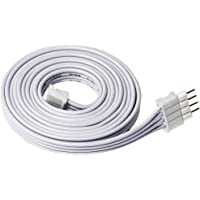 Litcessory Extension Cable for LIFX Z Lightstrips (1m, 1 Pack, White)