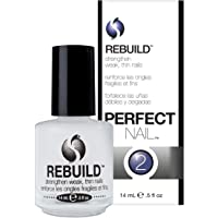 Seche Rebuild Nail Strengthener, Translucent, 14 Milliliters