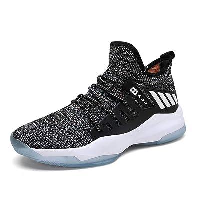 Zapatillas de Baloncesto para Hombre Zapatillas de Deporte para ...