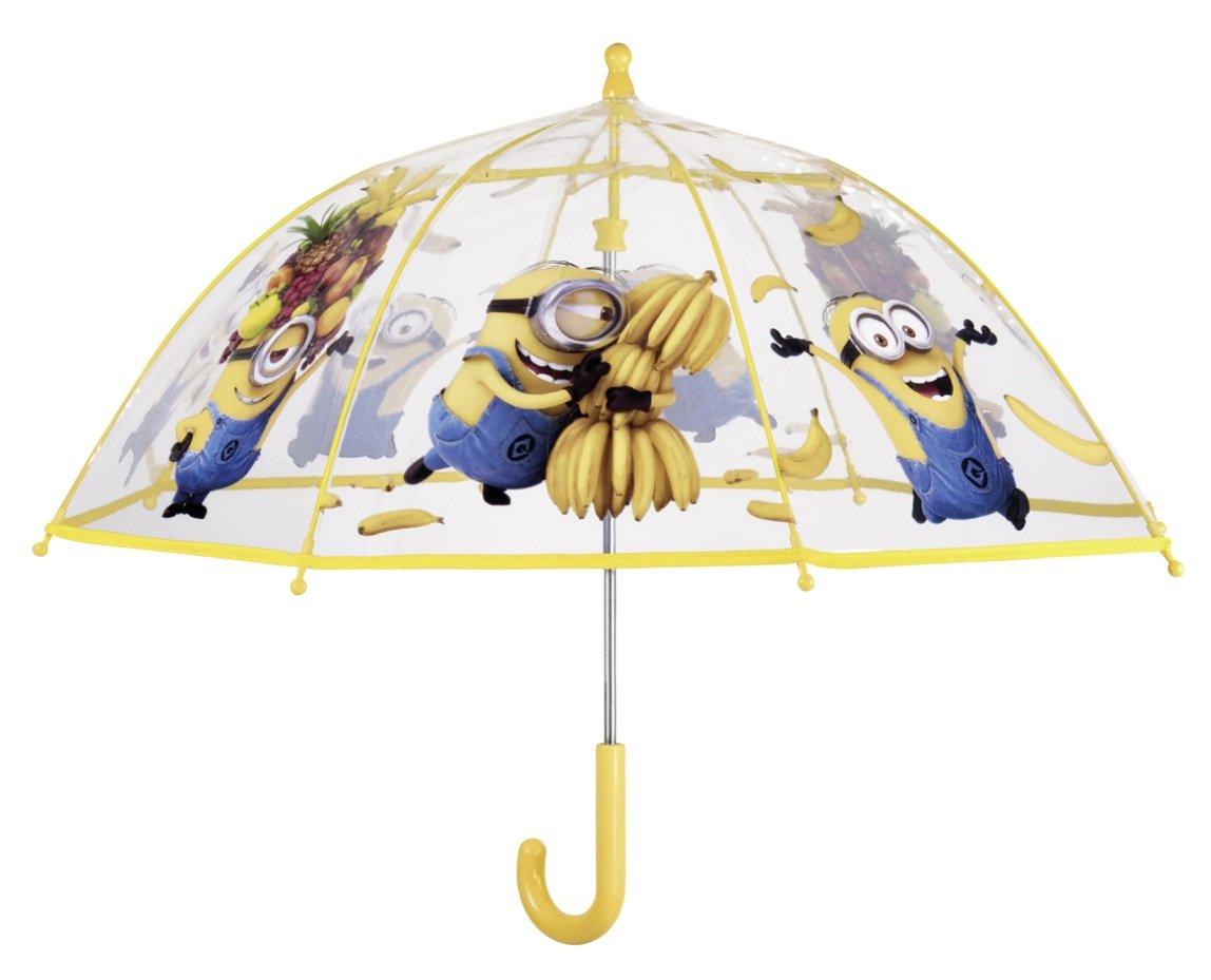 Original y divertido paraguas de los Minions.