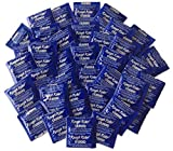 Rough Rider Studded Lubricated Latex Condoms with Silver Pocket/Travel Case-36 Count