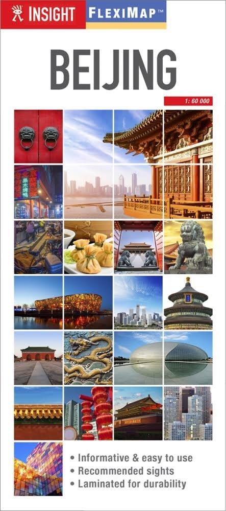 Insight FlexiMap: Beijing (Insight Flexi Maps)