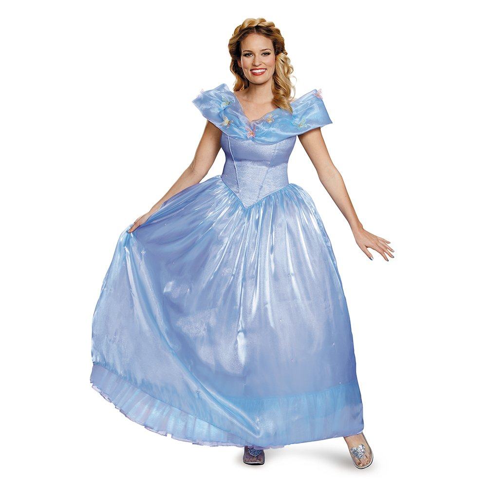 Disney Cinderella Movie Ultra Prestige Adult Costume grand 12-14