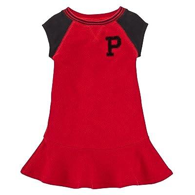 Ralph Lauren Polo Girls P Logo Fleece Dress (4 4T)