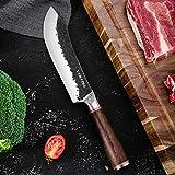 SMTENG Boning Knife 5.5 inch Handmade Forged
