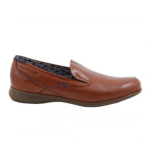 Mocasín Fluchos Nelson 9762 Piel líbano - Fluchos: Amazon.es: Zapatos y complementos