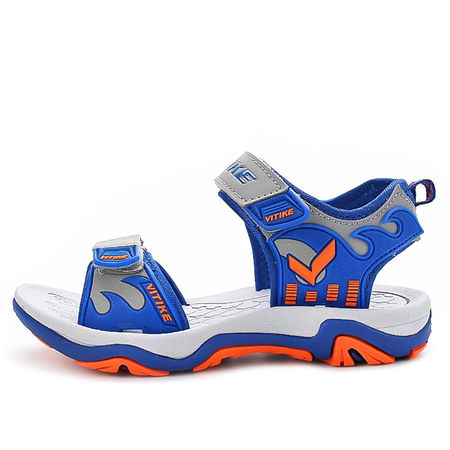 VITIKE Kids Sandals Open Toe Sport Outdoor Shoes Summer Shoes Trail Walking  Beach Sneakers(Toddler/Little Children/Big Boy) by: Amazon.co.uk: Shoes &  Bags