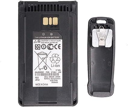 Radio Battery for Motorola Vertex FNB-V133LI 134Li VX-260 EVX-261 VX-450 EVX530