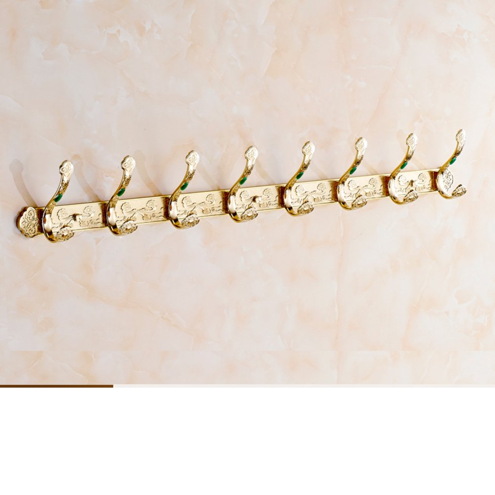 high-quality European-style clothes hooks/row hook/Wall hanging hooks/Door hangers/ bathroom hooks/coat and hat hook -R