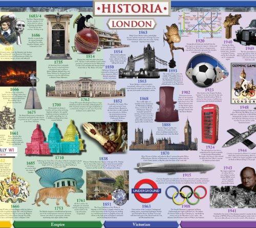 History Timeline: London (Historia Timelines)