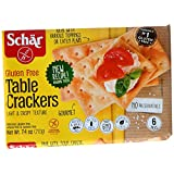 Schar Crackers Gluten-Free Table 209 gm (Pack of 6)