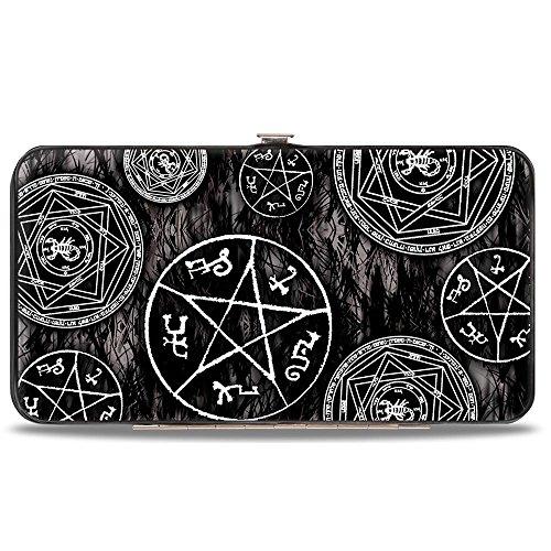 Wallet Pentagram (Buckle-Down Buckle-Down Hinge Wallet - Supernatural Accessory, -Supernatural, 7
