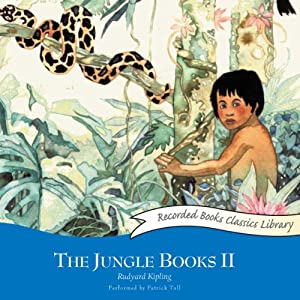 The Jungle Books II Audiobook