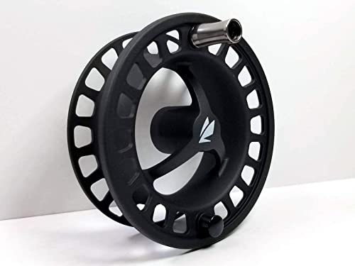 2250 5-6 WT SPOOL BLACK PLATINUM