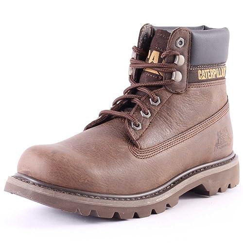 Caterpillar - Botas para Hombre, Color marrón, Talla 43: Amazon.es: Zapatos y complementos