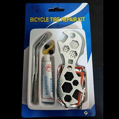 SimplyToys® - Kit de reparación de pinchazos para neumáticos de ...