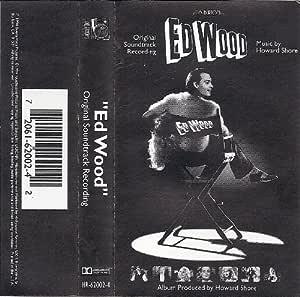 Ed Wood-Soundtrack by Soundtrack : Soundtrack: Amazon.es: Música