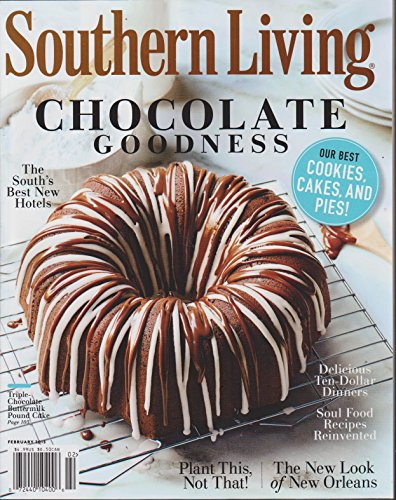 Southern Living Magazine February - Living 2015 February Southern