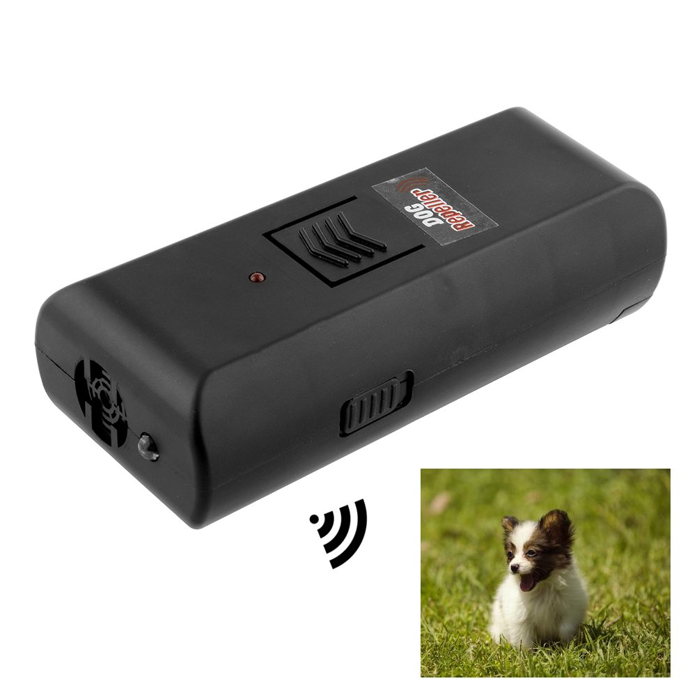Q4Pets Ultrasonic Stop Barking Training Device for Anti Bark Control