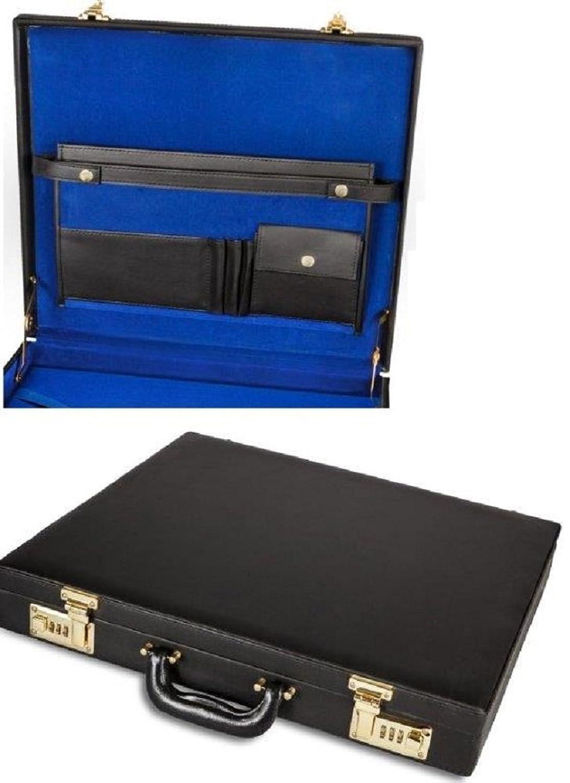 2496764dfb76 D6708-18 Case Apron Masonic, Briefcase Style 18