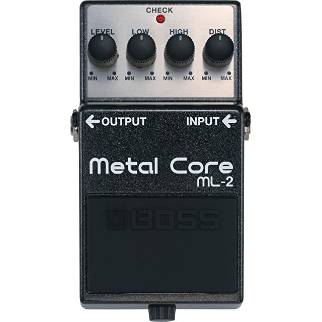 リンク:ML-2 Metal Core