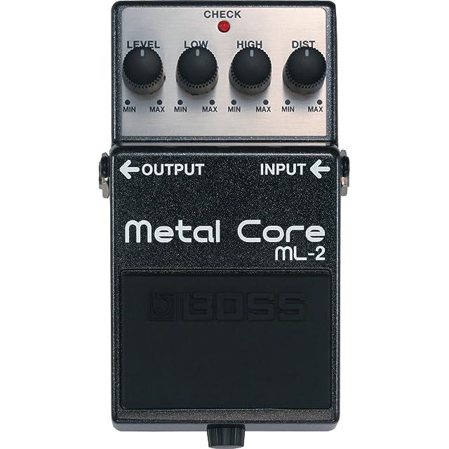 エフェクター画像 BOSS ML-2 Metal Core