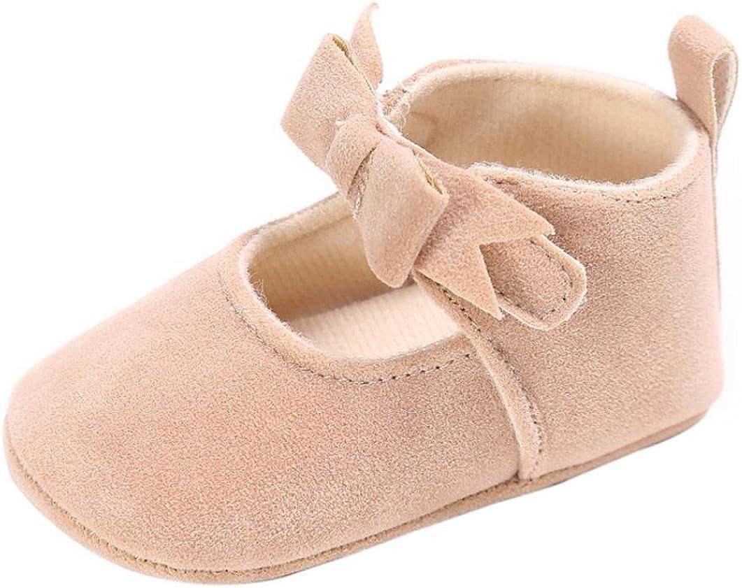 Infant Girls Boys Summer Anti-slip Soft Sole Crib Flat Prewalker Sandals Shoes Elevin TM