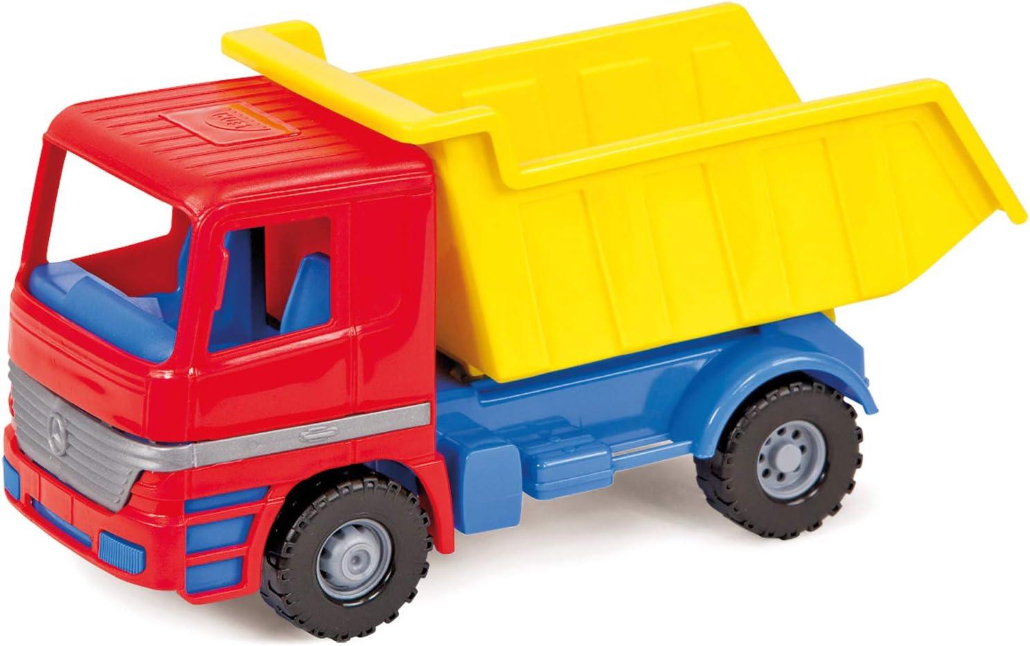 Simm 07250 - Camión volquete de 2 Ejes, 23 cm