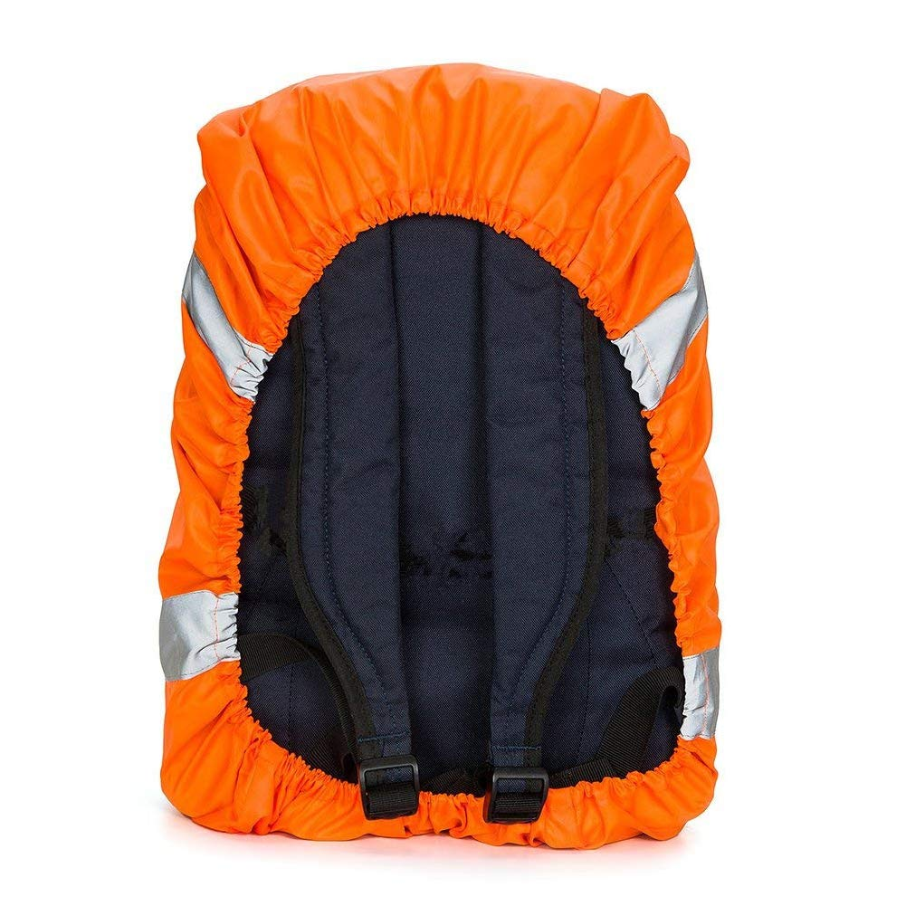 Asien Waterproof Reflective Backpack Cover Replacement Bag Rain Cover Rainproof Daypack Protector for Cycling Running Green