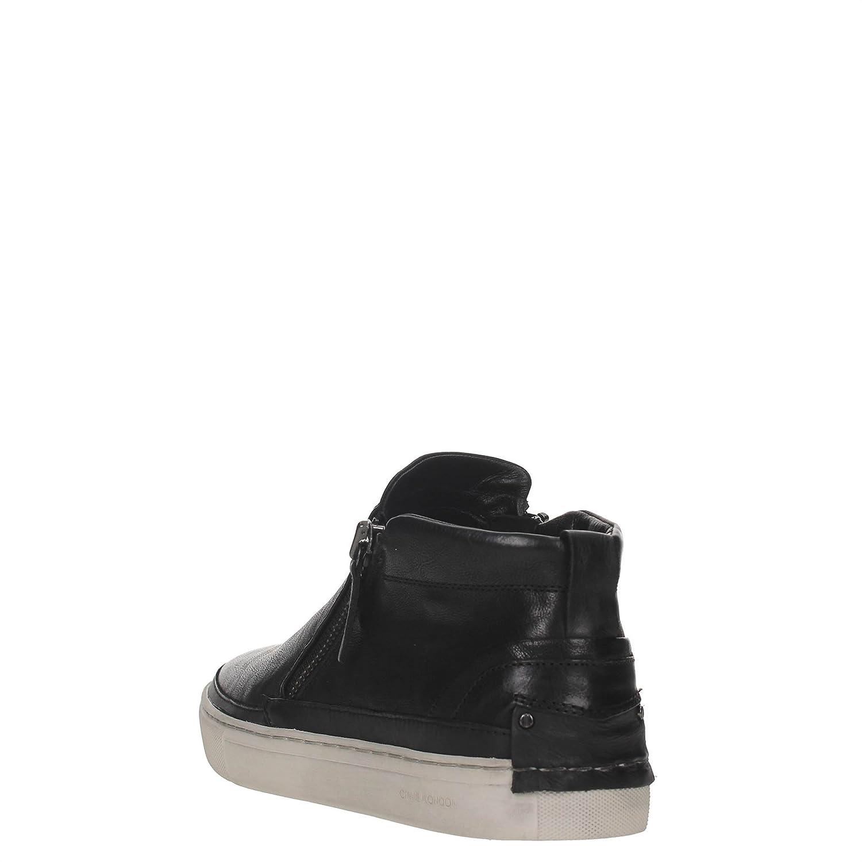 CRIME Sneakers Scarpe Uomo Autunno Inverno Nero Art 11125A16B G 20 C10M  A16  Amazon.it  Scarpe e borse cfe0cf8e1b7