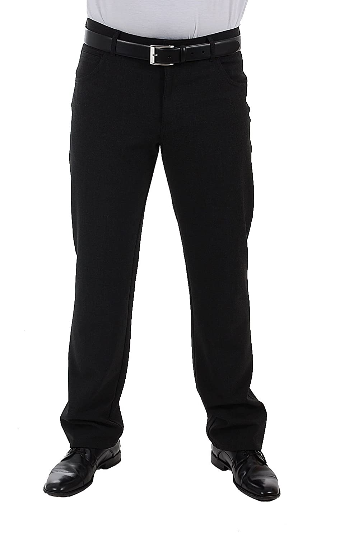 Alberto pants Modell STONE 8507 CERAMICA 0039 999 black, W32/L32, black