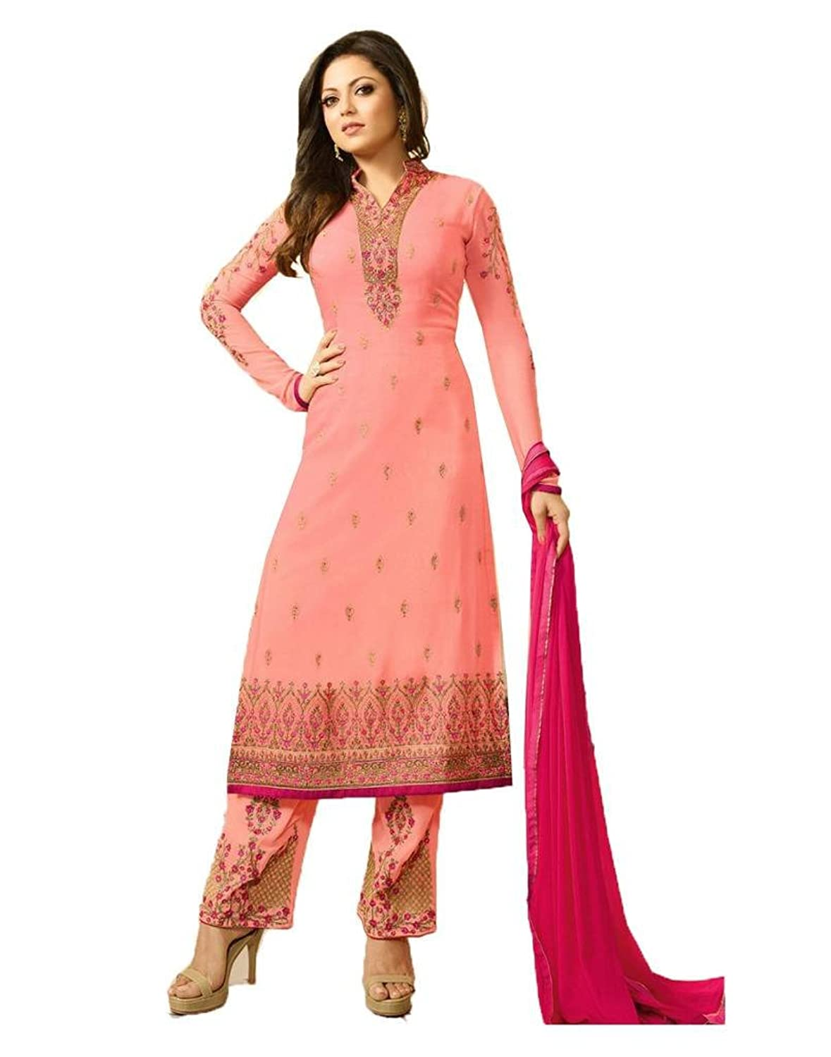 cc8c5b6936 SuitsOnDesigner Women's Clothing Dress material For Women Latest Designer  Wear Salwar Suit Collection In Latest suit Beautiful Bollywood Kurti For  Women ...