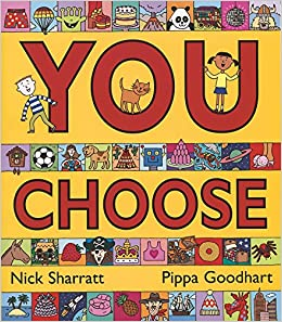 Image result for you choose book