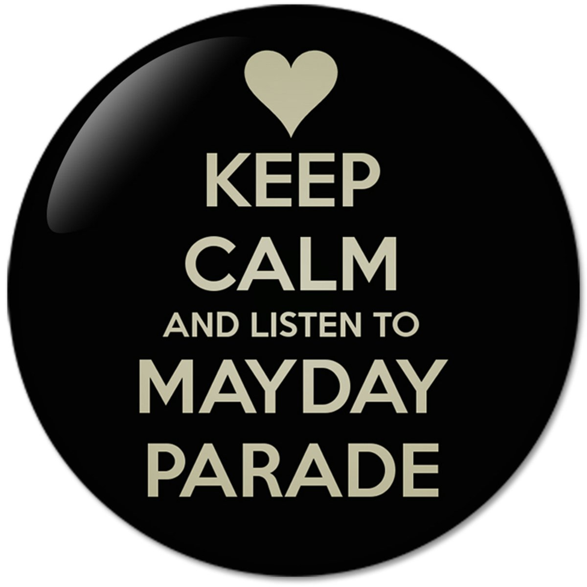 Amazon Keep Calm And Listen To Mayday Parade 1 Music
