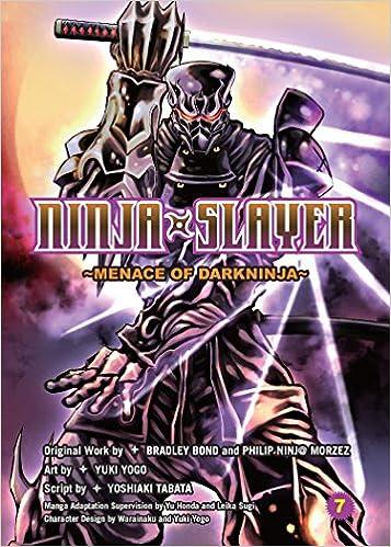 Amazon.com: Ninja Slayer, Part 7: Menace of Darkninja ...
