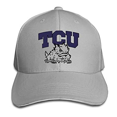 Amazon.com  Sandwich Visor TCU Horned Frogs Football Peak Cap ... acd6ad7f5d8