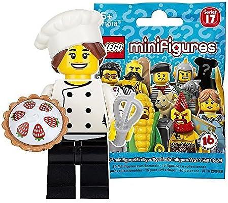 Minifiguren Serie 17 LEGO® 71018 Einzelfiguren zum auswählen