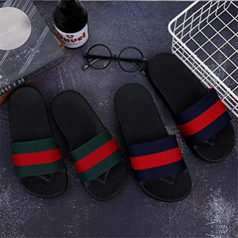 Recreational Student Couple Bathroom Slippers Comfort Beach Slippers-YU/&Xin Mens Sandals